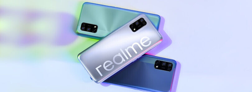 Realme's new V series of 5G smartphones is coming to Europe