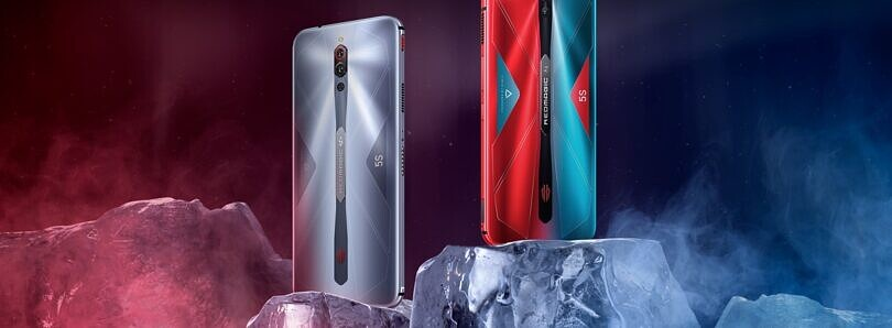 Nubia Red Magic 5S gaming smartphone with the Snapdragon 865, 144Hz display launches globally for €579/$579