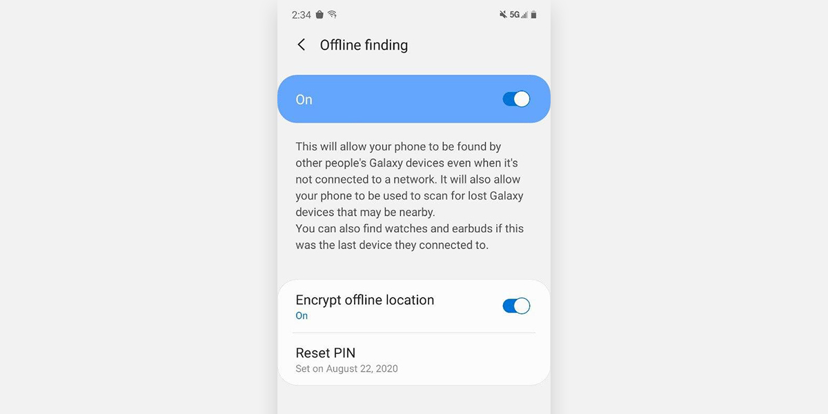 Samsung Find My Mobile app can now locate Galaxy devices even when they're offline