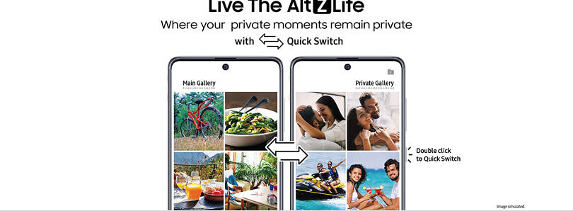 Galaxy A51 and Galaxy A71 get new privacy features in Samsung's AltZLife update for India