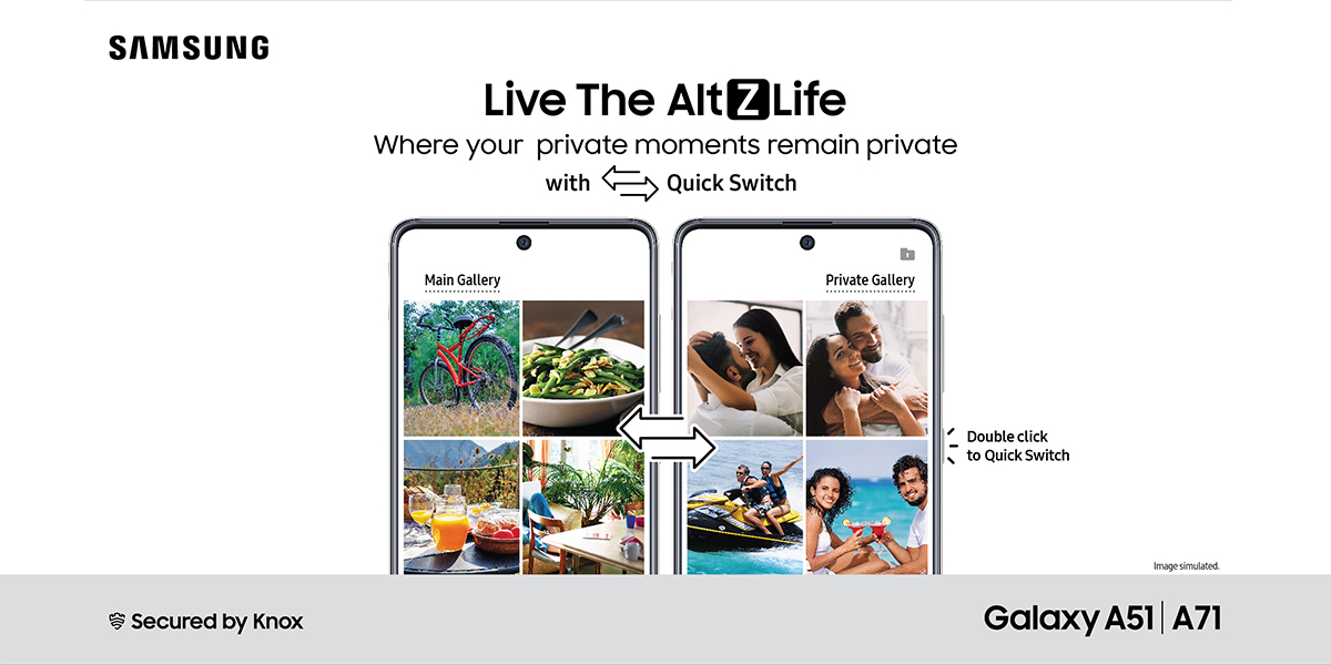 Galaxy A51 And Galaxy A71 Get New Samsung Altzlife Privacy Features