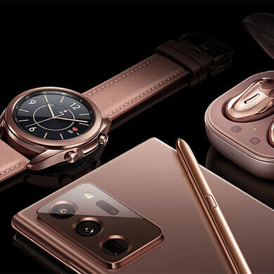 Samsung Galaxy Watch 3 and Samsung Galaxy Buds Live launched in India