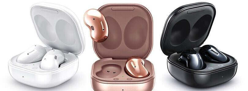 Get the Samsung Galaxy Buds Live for $60 off during Cyber Monday!