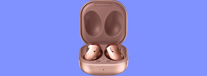 Samsung Galaxy Buds Live with ANC, 28-hour battery life launched at $169