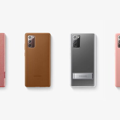 These are the best cases, covers and skins for the regular Galaxy Note 20 in January 2021