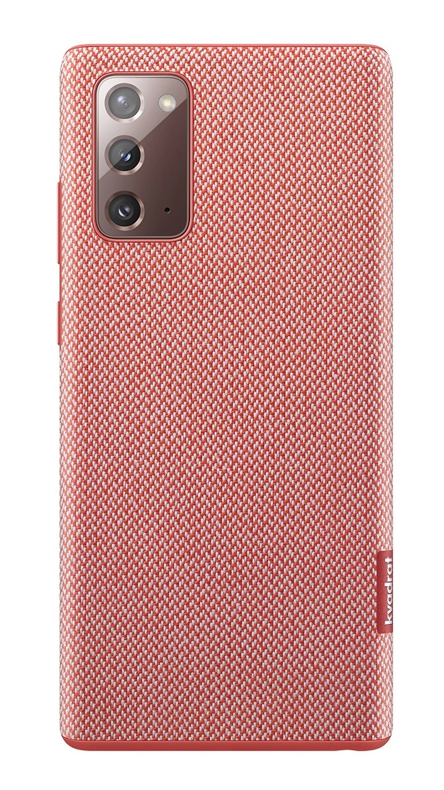 Official Galaxy Note 20 Kvadrat Cover