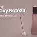 The Samsung Galaxy Note 20 Ultra features NFC, eSIM, and UWB tech in a single NXP chip