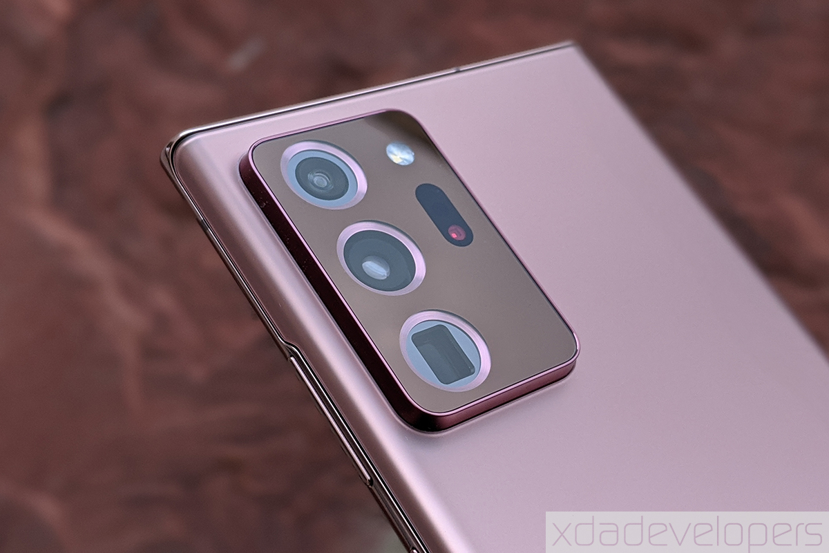 What's new in the Galaxy Note 20 and Note 20 Ultra cameras?