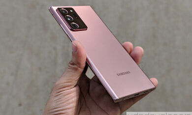 Samsung Galaxy Note 20 Ultra 5G (Exynos) First Impressions (Update: video added)