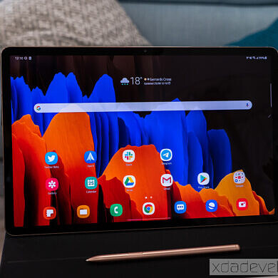 Samsung Galaxy Tab S7 Plus 5G First Impressions: a visually breathtaking experience