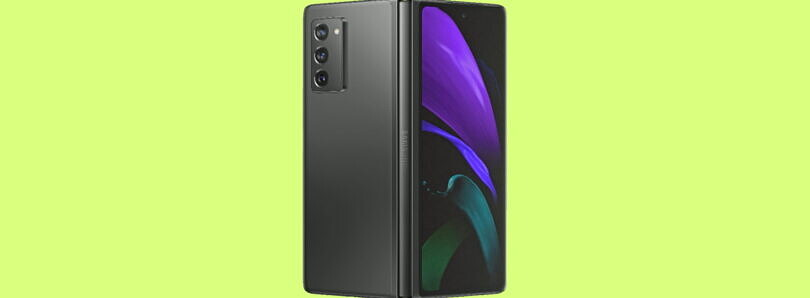 The Samsung Galaxy Z Fold 2 is the first smartphone with the Qualcomm FastConnect 6900