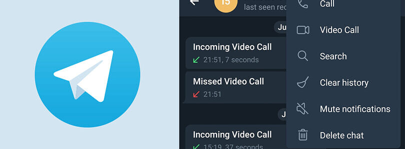 Telegram v7.0.0 beta adds video calls and prepares to support Bubble notifications in Android 11