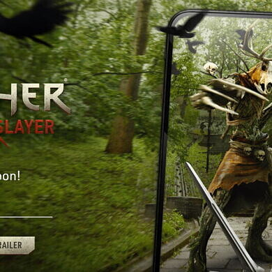 The Witcher: Monster Slayer will add the AR twist to the Witcher series on Android and iOS
