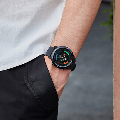 Mobvoi's new TicWatch GTX smartwatch offers fitness tracking, 10-day battery life for $60