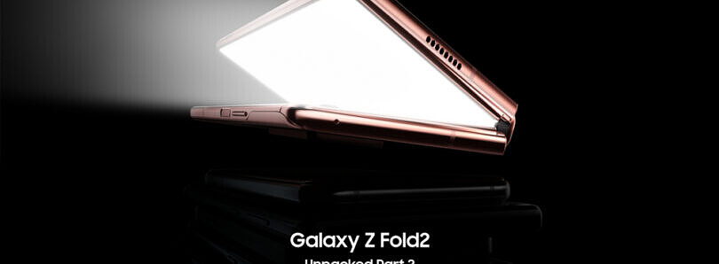 You can already pre-order Samsung's Galaxy Z Fold 2 for £1799 in the UK