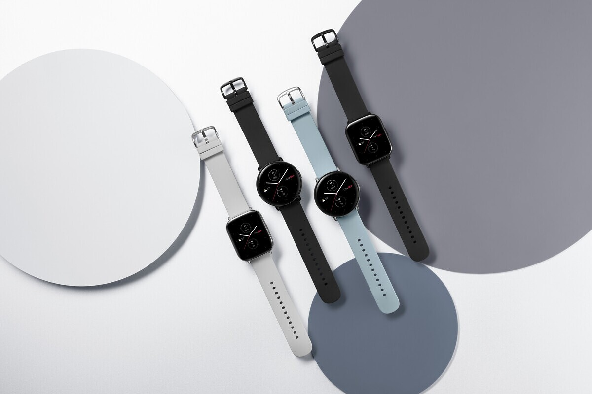 Zepp E Circle and Square smartwatches launch in the US and UK