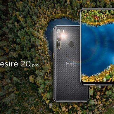 HTC Desire 20 Pro available for pre-order in EU for €279