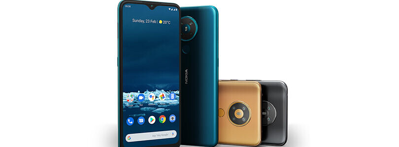 HMD Global launches Nokia 5.3 and Nokia C3 in India