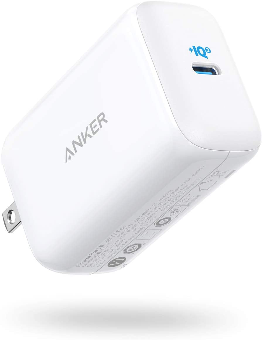 Anker 65W PIQ 3.0 PPS USB-C Charger