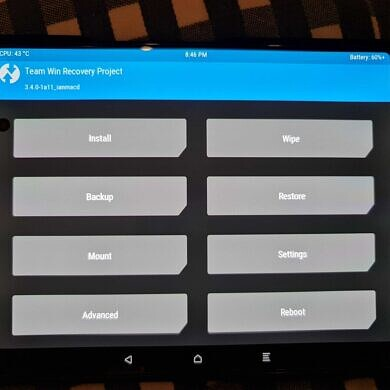 TWRP ports are now available for the Samsung Galaxy Tab S7 Plus and Galaxy Z Fold 2
