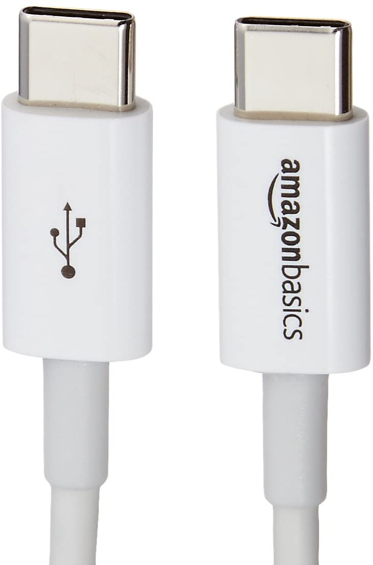 AmazonBasics USB-C to USB-C Charging Cables (10-pack)