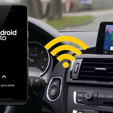 AAWireless dongle that enables wireless Android Auto on wired units starts shipping out to customers