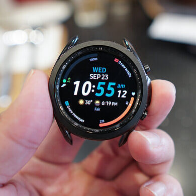 Samsung is discontinuing the Get Location feature for the Galaxy Watch