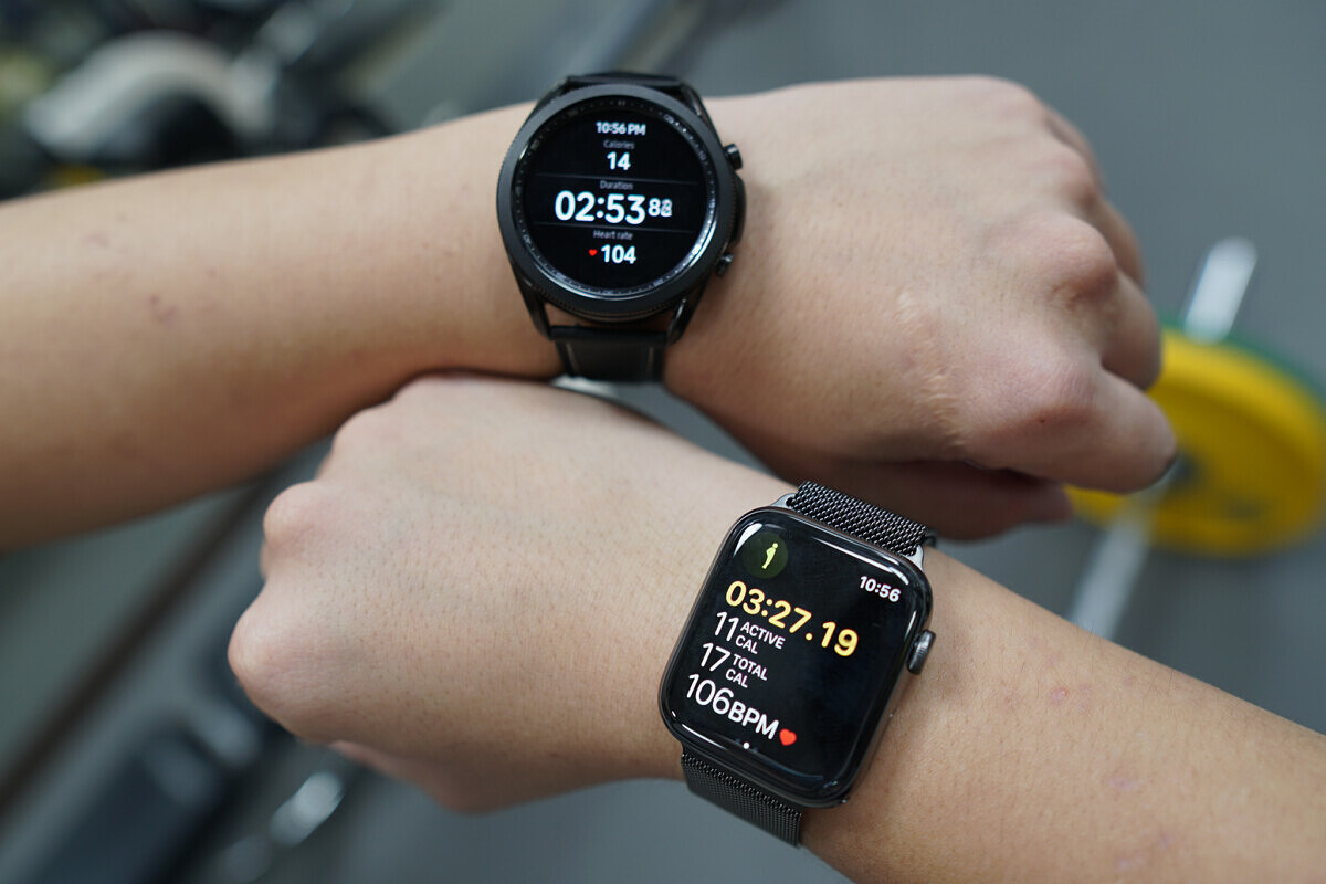 Samsung Galaxy Watch 3 is great but the Apple Watch Series 6 is still the best smartwatch