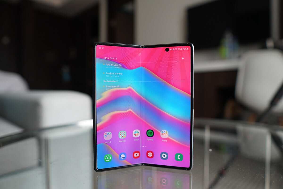 Samsung Galaxy Z Fold 2 Review Likely The Phone Of The Year