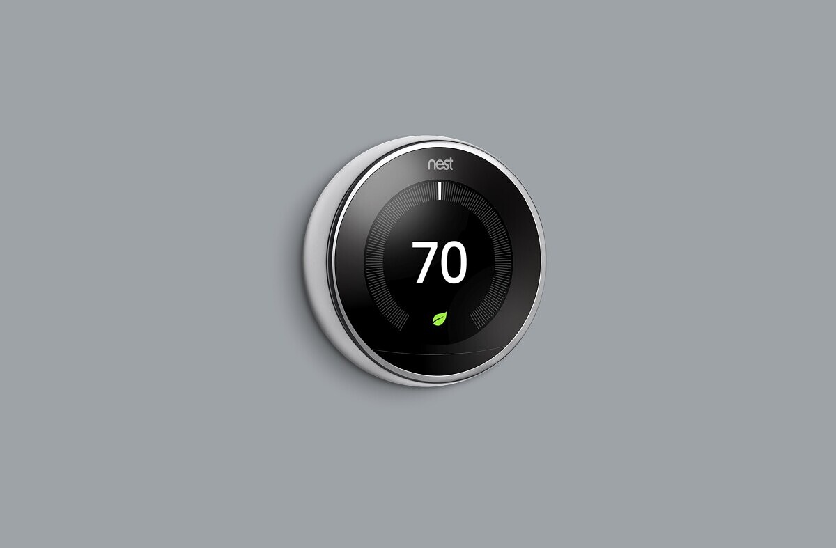 New Google Nest Thermostat Could Have Air Gesture Controls
