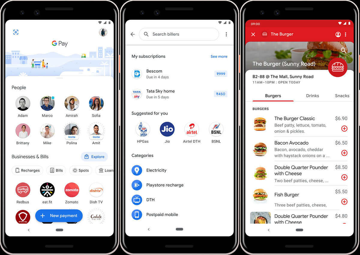 Google Pay 2.118 confirms the old app will be replaced by the Flutter one thumbnail