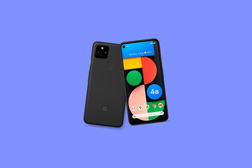 Best Android Phone – Google Pixel 5