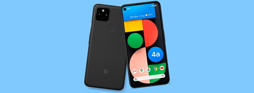 The Google Pixel 4a 5G gets its first custom ROM and kernel