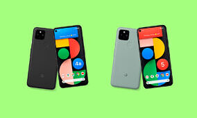 Google uploads factory images, device tree, kernel source code for Pixel 4a 5G and Pixel 5