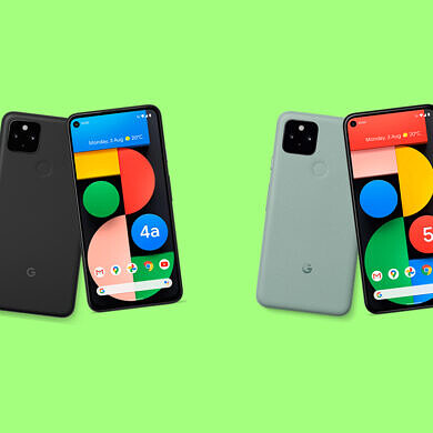 Google unveils the Pixel 4a 5G and Pixel 5 with the Qualcomm Snapdragon 765G and wide-angle cameras