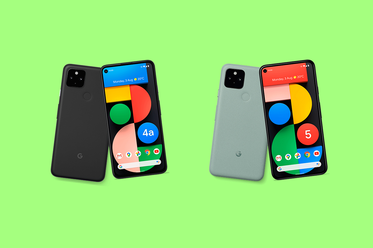 Google Pixel 5 and Google Pixel 4a 5G launched with Qualcomm Snapdragon 765G