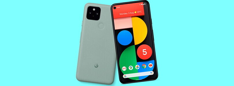 ProtonAOSP is the first custom ROM for the Pixel 5 with improved performance and battery life