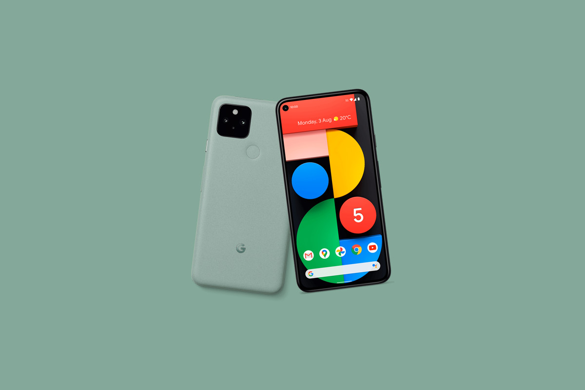 Pixel 5 Launched
