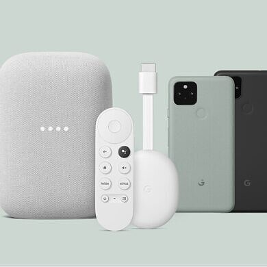 Watch Google announce the Google Pixel 5, Pixel 4a 5G, and new Chromecast and Nest devices!