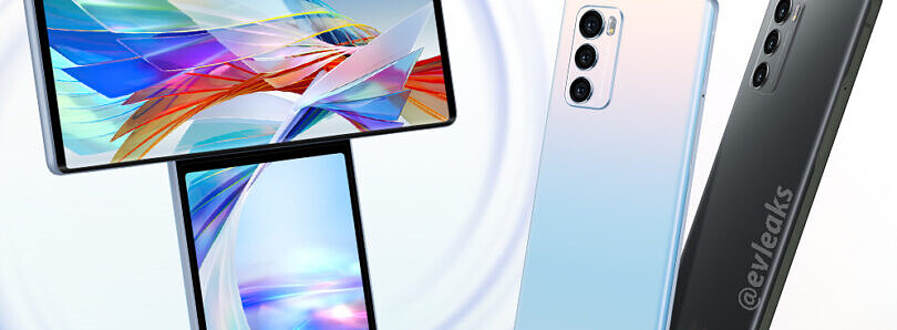 """[Update 3: Leaked Render] LG may show off its dual screen """"Wing"""" smartphone on September 14th"""