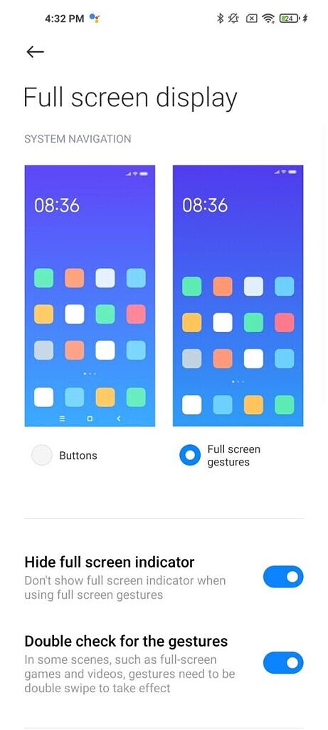 MIUI 12 based on Android 10 on the Xiaomi Mi 10T Pro