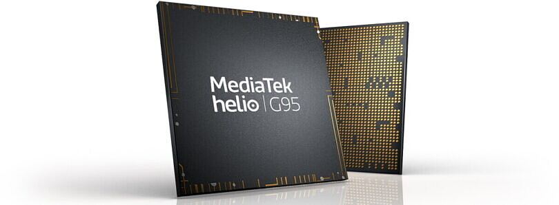 MediaTek launches Helio G95 budget gaming SoC with GPU improvements