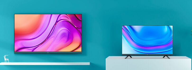 Xiaomi Mi TV 4A Horizon Edition with slim bezels, Mi Quick Wake launched in India
