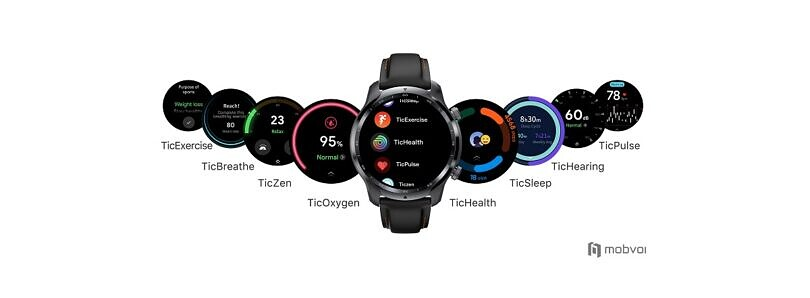 TicWatch Pro 3 with Snapdragon Wear 4100 launched in India for ₹27,999