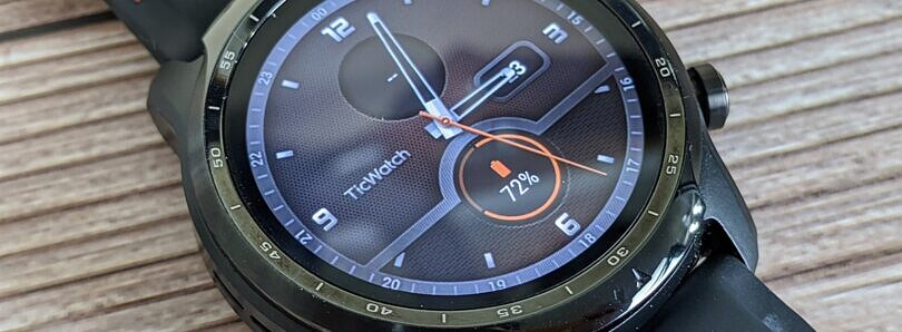 Mobvoi's TicWatch Pro 3 is $45 off, but only for a few more hours