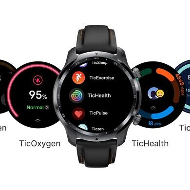 Mobvoi TicWatch 3 Pro LTE receives another system update, but it's not Wear OS H-MR2