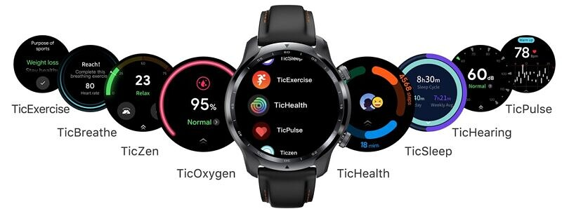 Mobvoi launches an LTE version of its TicWatch Pro 3 in Europe