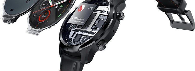 An LTE version of the Mobvoi TicWatch Pro 3 is on the way