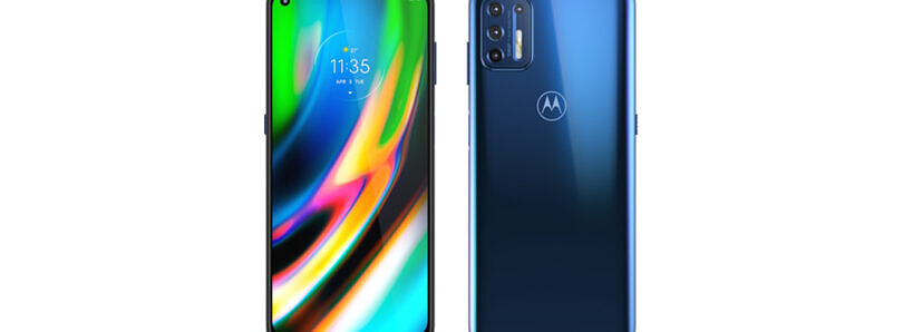 The Moto G9 Plus leaks with a 64MP quad camera and 5000mAh battery