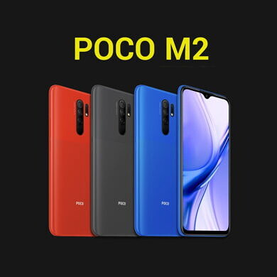 POCO M2 with MediaTek Helio G80, 5000mAh battery launched in India for ₹10,999 (~$149)